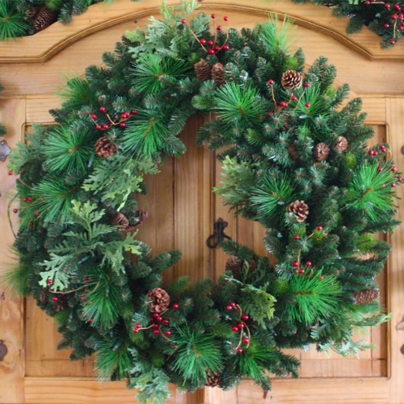 wb wreath 24