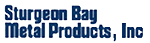 Sturgeon Bay Metal Products Logo