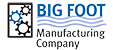 Big Foot Manufacturing Co. Logo